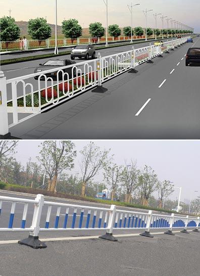 轻型道路护栏